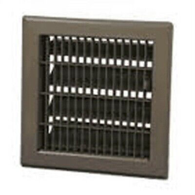 American Metal #400B8X10 8x10 Grav Floor Register,No 400B8X10