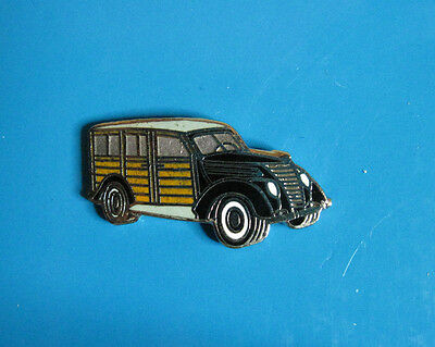 1937 FORD WOODIE WAGON - hat pin , lapel pin , tie tac  , hatpin GIFT BOXED
