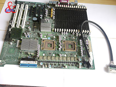 SuperMicro X7DBE+ Dual Server Motherboard.