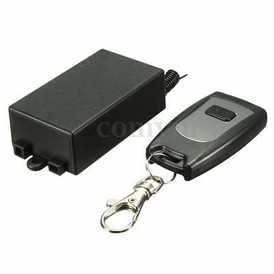 12V Relay 1CH Channel Wireless RF Remote Control Switch Transmitter + Receiver