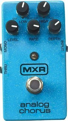 MXR M234 Analog Chorus Guitar Effects Pedal by Dunlop