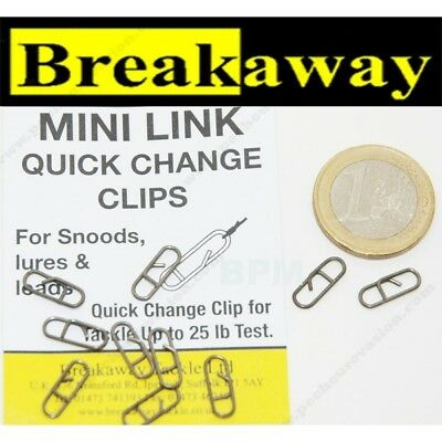 Mini Agrafes Connecteur Link Breakaway