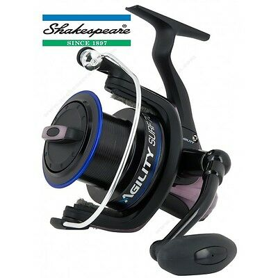 Moulinet Shakespeare Agility Surf 80