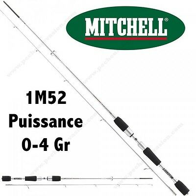 Canne Mitchell Avocet Powerback Spin 152 0-4 Gr