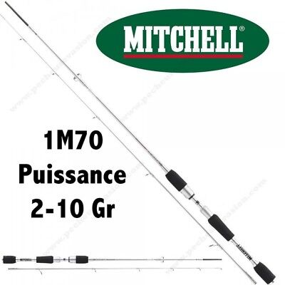 Canne Mitchell Avocet Powerback Spin 172 2-10 Gr