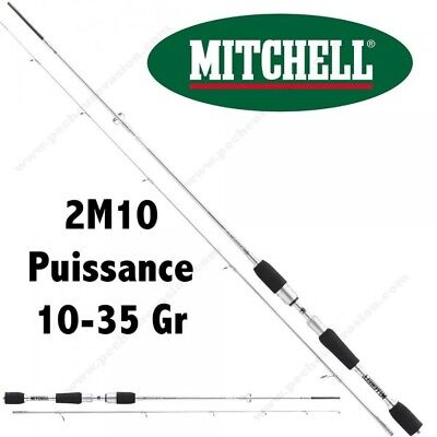 Canne Mitchell Avocet Powerback Spin 212 10-35 Gr