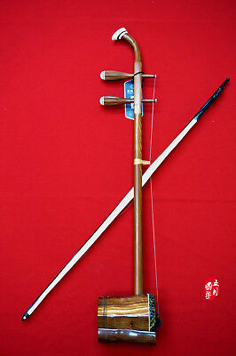 Chinese Erhu, Professional Redwood Chinese Erhu -- 樂海專業紅木二胡