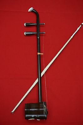 Chinese Erhu, Aged Rose Wood Erhu -- 樂海專業老紅木二胡