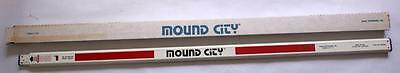 Crain- Mound City USL-16-8THS , 16' Leveling  Rod Telescoping Four Sections
