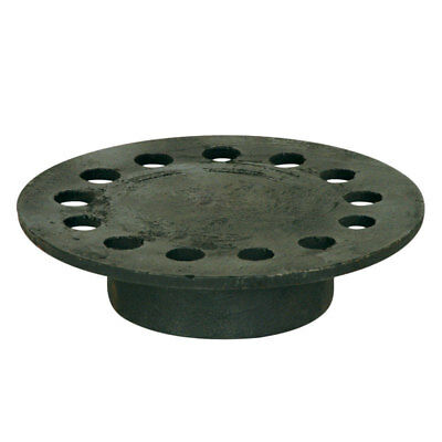 Cast-Iron Bell-Trap Floor Strainer Cover,No 866-S3I,  Sioux Chief Mfg Co.