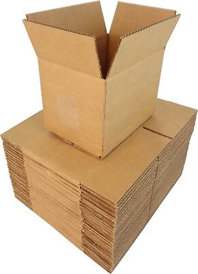 (25) DVBC10 Adjustable Cardboard DVD Mailers Shipping Boxes Containers Shippers