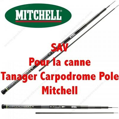 Sav Pour La Canne Mitchell Tanager Carpodrome Pole