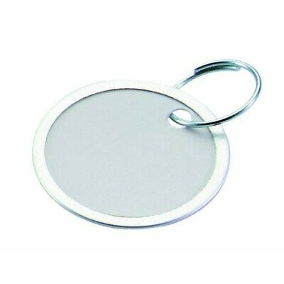 Paper Key Tag With Ring,No 28229,  LUCKY LINE PROD INC