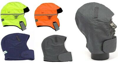 Scott Protector Zero Hood Thinsulate Winter Safety Helmet Warm Liner