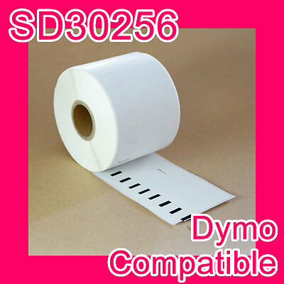 8 rolls of Compatible Dymo SD30256 / 30256 Large Shipping Labels
