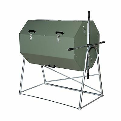 Commercial Composter Joraform Restauranteur 400L Rotating Compost Bin