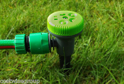 5 - Pattern Sprinkler on spike Perfect for Small Garden Lawns, Easy to set
