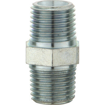 Genuine PCL Double Union Nut R1/4 BSP Male Thread Air Hose Fitting HC6560