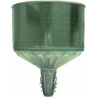 Lock-On Galvanized Funnel,No 590LX,  S & K Products