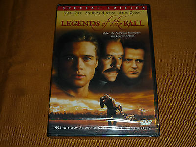 Legends of the Fall (DVD, 2000, Special Edition) NEW & SEALED!