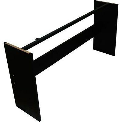 Korg Spst-1W Wooden Keyboard Stand For Sp-170 Digital Piano -Black