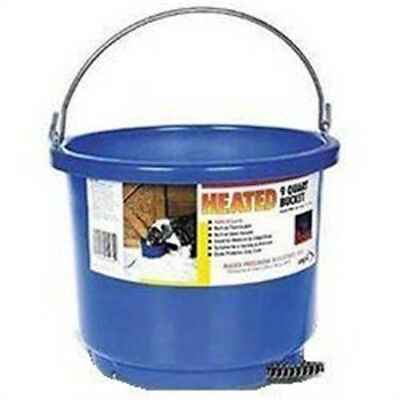 Plastic Heated Bucket,No 9HB,  Allied Precision Ind