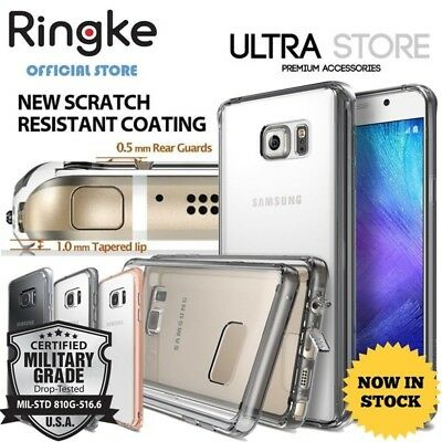 Genuine RINGKE FUSION Hybrid Military Grade Cover Case for Samsung Galaxy Note 5