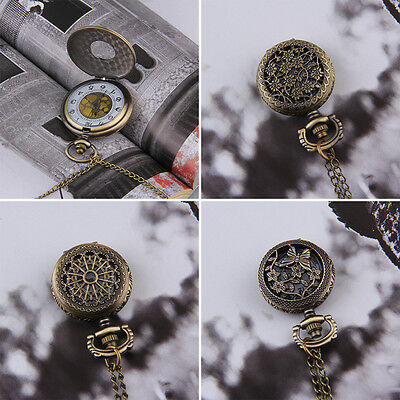Vintage Special Sweater Chain Watch Pendant Necklace Korean Style LO