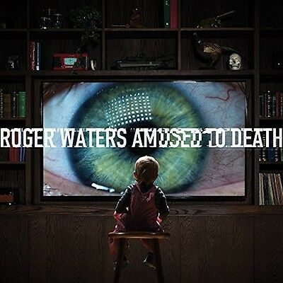 Amused To Death - Roger Waters (2015, CD NUOVO)