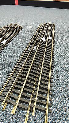 4ft G Scale Brass Track Case of 12 pieces