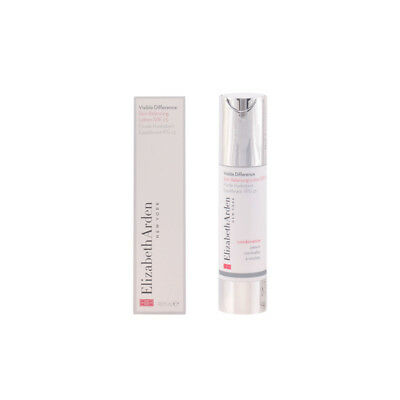 Cosmética Elizabeth Arden mujer VISIBLE DIFFERENCE balancing lotion SPF15 50 ml