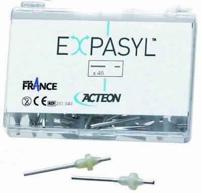 Expasyl Retractor Gingival Dental Reposicion 40 Canulas. Acteon Pierre Roland.