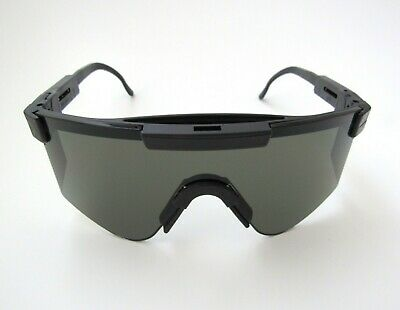 New L-1 MSA Z87 R-1 Safety Clear Tinted Ballistic Glasses Military US Army Case