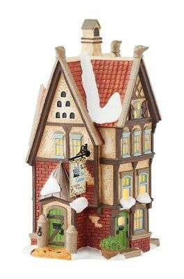 Dept 56 Dickens Village The Six Geese Bedding & Down BRAND NEW