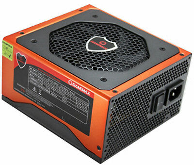 GameMax GM-ECO800 PC Power Supply 800W 12cm FAN 2x PCIe (6+2) Connector [F36]