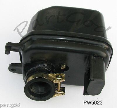 AIR FILTER & AIR BOX ASSEMBLY For 1981-2009 YAMAHA PW50 PW 50 Y-ZINGER pit bike