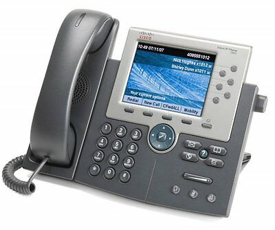Cisco 7965G Unified IP Phone with Color Display