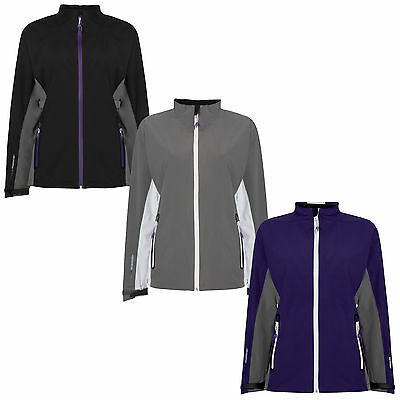 Benross Womens Xtex Stretch Waterproof Jacket - New Wp Ladies Top Coat Golf Rain