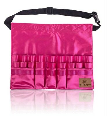 SHANY Urban Gal Collection Pink Pro Cosmetics Brush Holder/Apron/Organizer