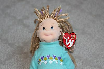 Ty Teenie Beanie Boppers Doll Cool Cassidy 9""