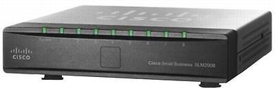Cisco Small Business SG 200-08  - Switch Gigabit manageable 8 ports