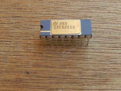 Lot of 1 LF13333D IC CHIP  CF4-15