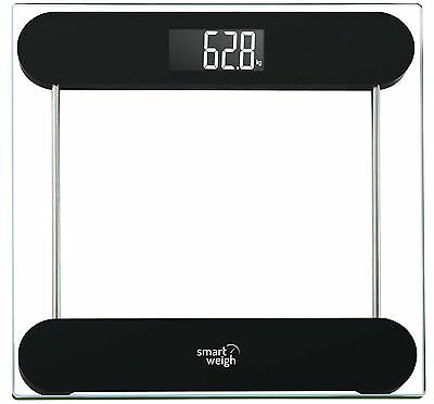 Smart Weigh Precision Digital Vanity/Bathroom Scale,Smart Step-On Technology New