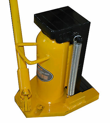 20 Ton Hydraulic Toe Jack Machine Lift Cylinder new