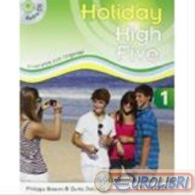 9780194663519 Holiday High Five  1 +Cd Oxford University Pr