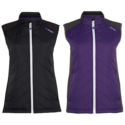 Benross Womens Xtex Windproof Gilet - New Golf Ladies Bodywarmer Sleeveless Top