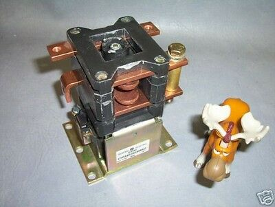 General Electric DC Contactor CTRA801BE308XO