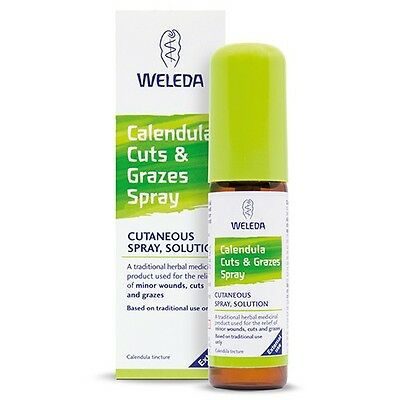 Weleda Calendula Cuts and Grazes Spray 20ml
