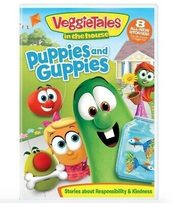 VeggieTales: Puppies and Guppies DVD