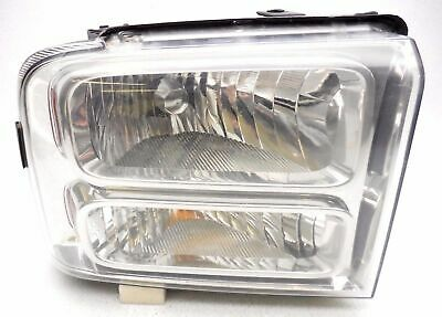 OEM 2005-07 Ford Excursion F250SD F350SD Right Composite Dual Beam Headlamp Haze